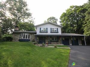 289 900$ - Maison à un étage et demi à vendre à Prévost