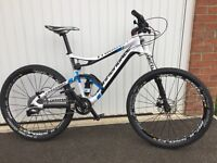 Cannondale Trigger 2 Carbon Lefty (M) Mountain Bike XC Trail