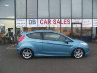 41K MILES! 2011 61 FORD FIESTA 1.6 ZETEC S 3D 118 BHP **** GUARANTEED FINANCE **** PART EX WELCOME