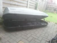 for sale Thule Atlantis 780 Roof Box 480 Litre roof box with 2 keys £100