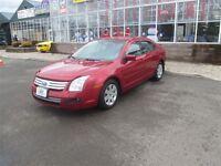 2009 Ford Fusion SE 2.3L I4
