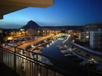 Flat to rent in Sunny Javea, Spain. Month long lets. Get away from UK weather this winter.