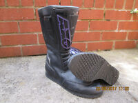 Axo motorcycle boots size 7 (41)