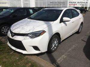 2015 Toyota Corolla CE*JAMAIS ACCIDENTEE*BLUETOOTH*