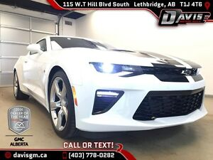 Used 2016 Chevrolet Camaro-Heated Seats, Navigation, Remote Star