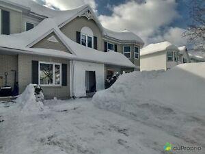 235 000$ - Maison en rangée / de ville à vendre à Montchatel