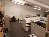 Office to space to rent fully furnished