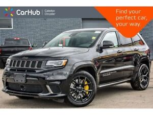 2018 Jeep Grand Cherokee New Car Trackhawk SRT|4x4|6.4 Superchar