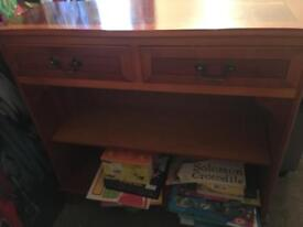 Bookcase/ unit with drawers