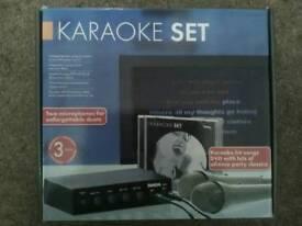 Karaoke set Targa TM200