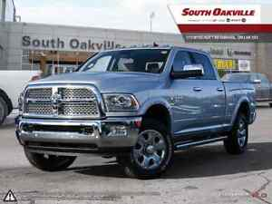 2018 Ram 3500 Laramie | 4X4 | AIR SUSPENSION | BEDLINER | RAMBOX