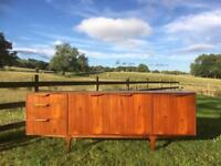 McIntosh Dunvegan Teak Mid Century Sideboard. Delivery possible.