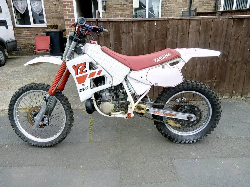 1988 yz 250