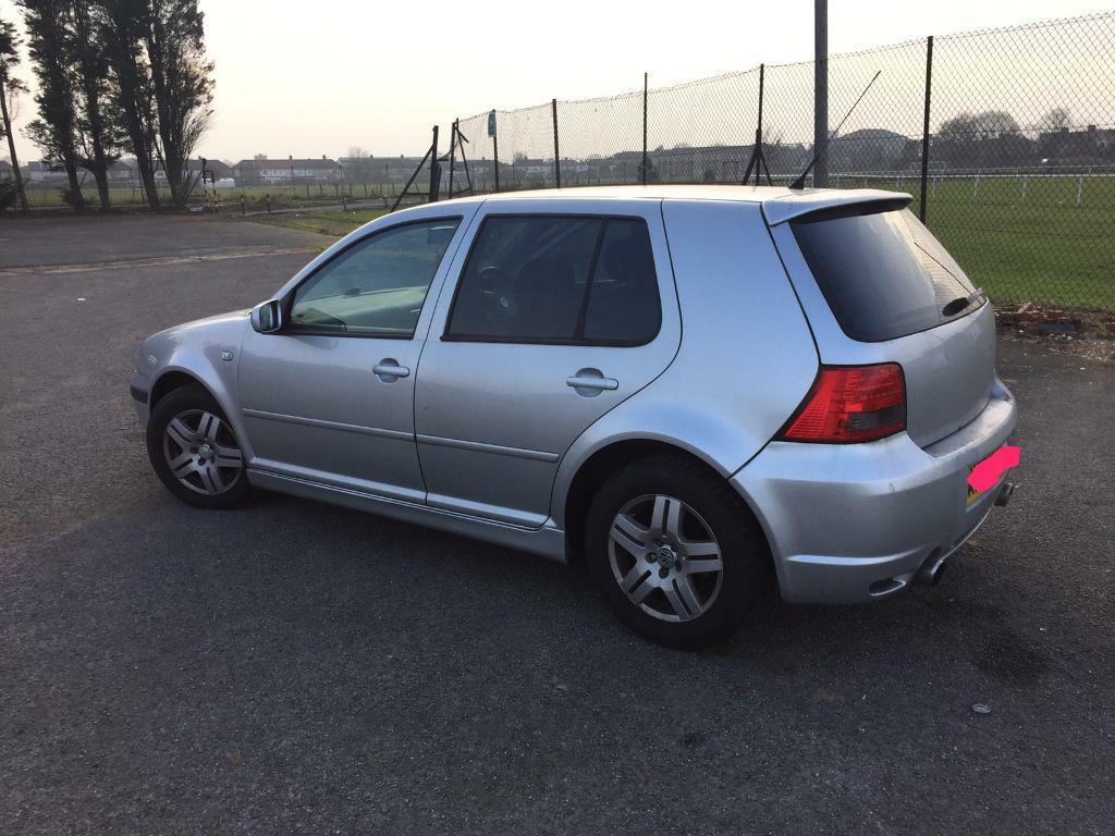 2004 (53 Plate) VW Golf Mk 4, 1 4l Petrol, Match w/ R32