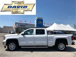 2015 GMC Sierra 1500 SLE CREW 4WD Z71 6.5 FT/ REMOTE START/ REAR