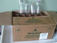 CASE OF 24 X PINT BEER GLASSES