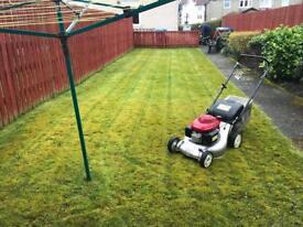 Gardening maintenance, grass cuts, gardener, hedge cuts
