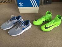 Nike shoes UK 5.5 junior boys