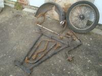 Vintage Sidecar Parts