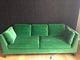 A large sofa