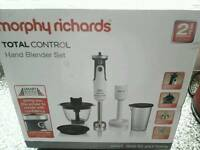 Morphy Richards Total Control Hand Blender Set