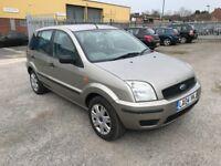 2004 Ford Fiesta 1.6, 58K Miles, 1 Year MOT