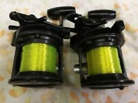 3 X shimano speedmaster fishing reels 2 are mags