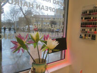 Nail/ Hair Dressing shop to rent in Deptford,London £650 PER MONTH