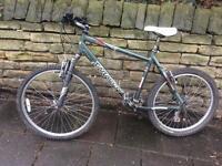 Saracen mantra aluminium mountain bike