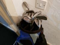 Assorted golf ckub irons