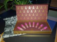 Jeffree Star Mini Velour Liquid Lipstick NUDES SET Androgyny mannequin NEW cost £45