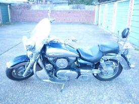 Kawasaki VN 1600cc
