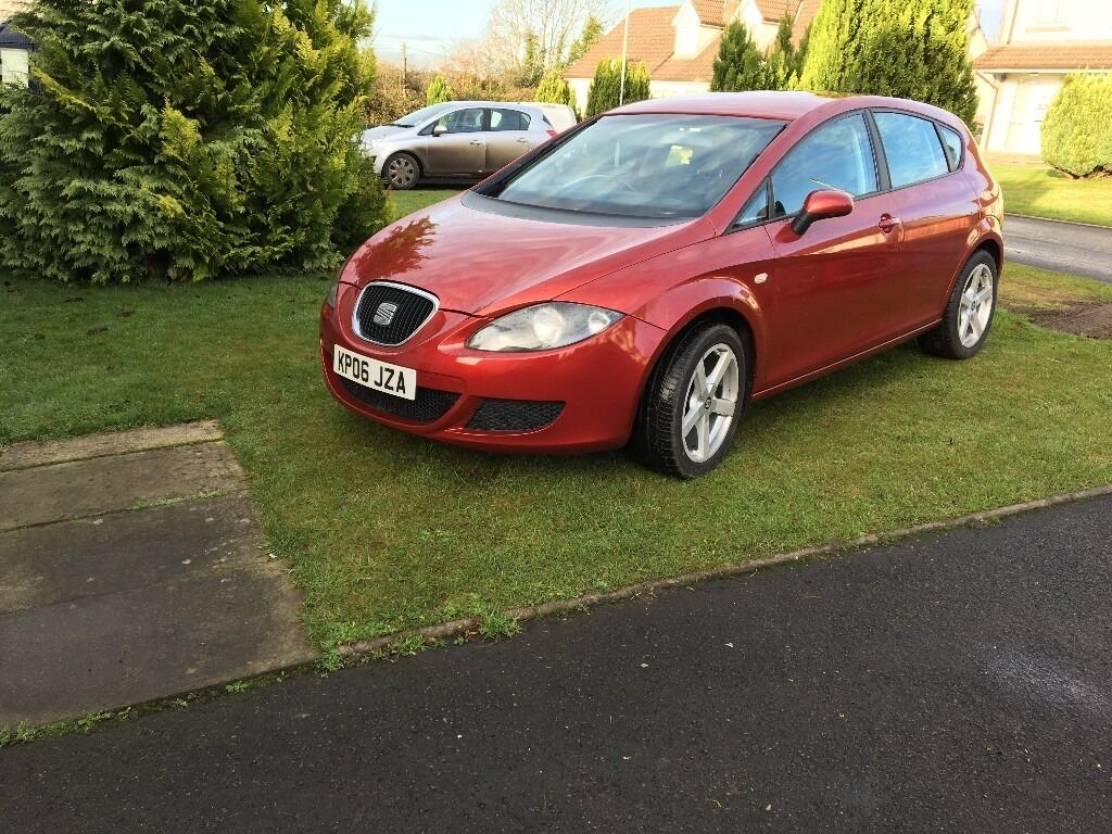 seat leon 2006 in dungannon county tyrone gumtree. Black Bedroom Furniture Sets. Home Design Ideas