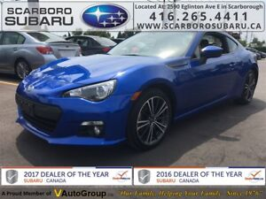2015 Subaru BRZ Sport-tech, FROM 1.9% FINANCING AVAILABLE,