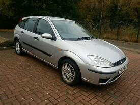 Very clean ford focus 1.6 LX 2004