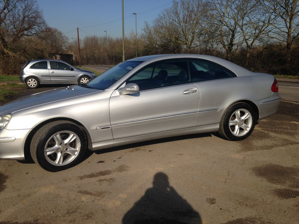 mercedes clk 270 advantage in heathrow london gumtree. Black Bedroom Furniture Sets. Home Design Ideas