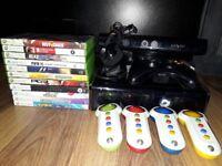 Xbox 360 with Kinect bundle.