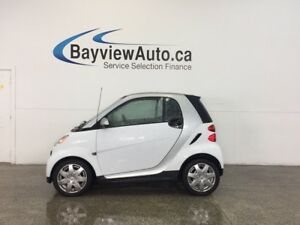2013 Smart FORTWO - KEYLESS ENTRY|AUTO|A/C|BLUETOOTH|LOW KM!