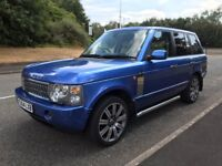 Land Rover Range Rover 3.0 Td6 Autobiography Special Edition! Very good runner. High Spec