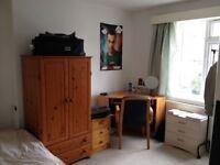 A nice en-suite double bedroom near the University of Reading