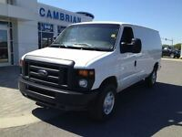 2014 Ford Econoline Commercial w/ 9000 lbs GVWR Package