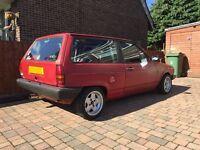 Mk2 Polo breadvan GT conversion not coupe