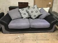 3 seater + 2 seater sofas only 1 month old.
