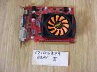 Palit (nVidia) GT240 512MB GDDR3 graphics card for sale.