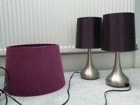 lamps and light shade