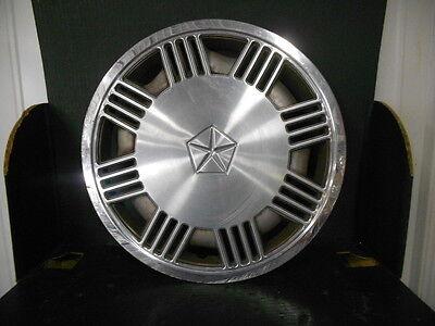 Wheel Hubcap Chrome 1988-1992 Dynasty 1993 Acclaim 63428-C 570-466