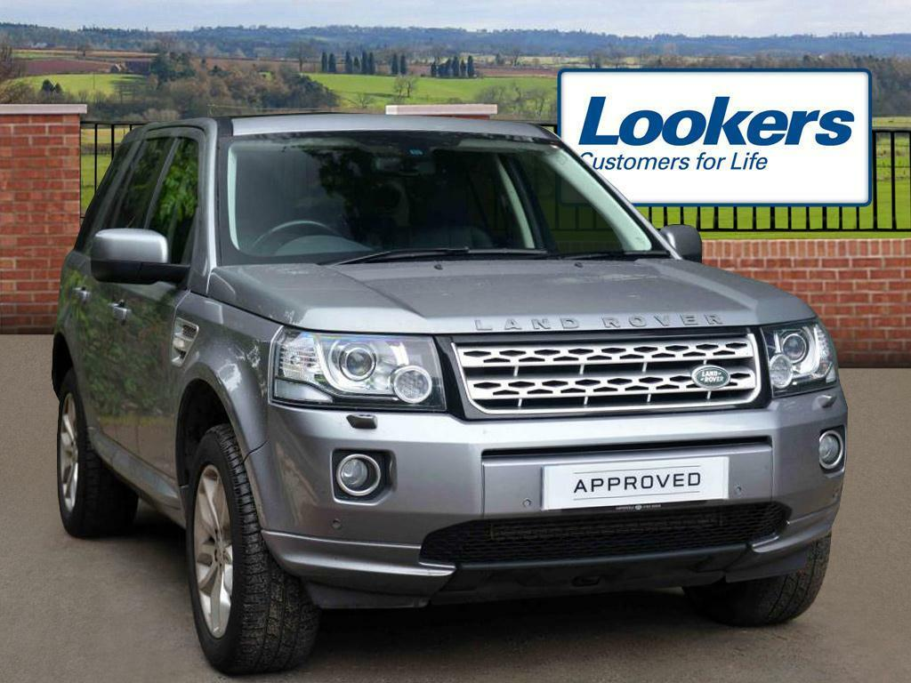 Land Rover Freelander SD4 HSE (grey) 2012-12-07