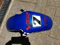 Honda vfr front wheel guard cover
