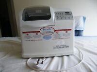 Breville fan assisted electric bread maker
