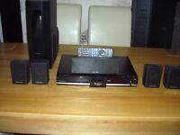 panasonic dvd surround sound system